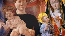 Вижте най-грозните бебета от средновековните картини