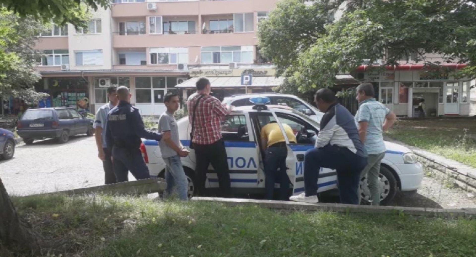 Кметът е задържан пред очите на много хора в Карлово