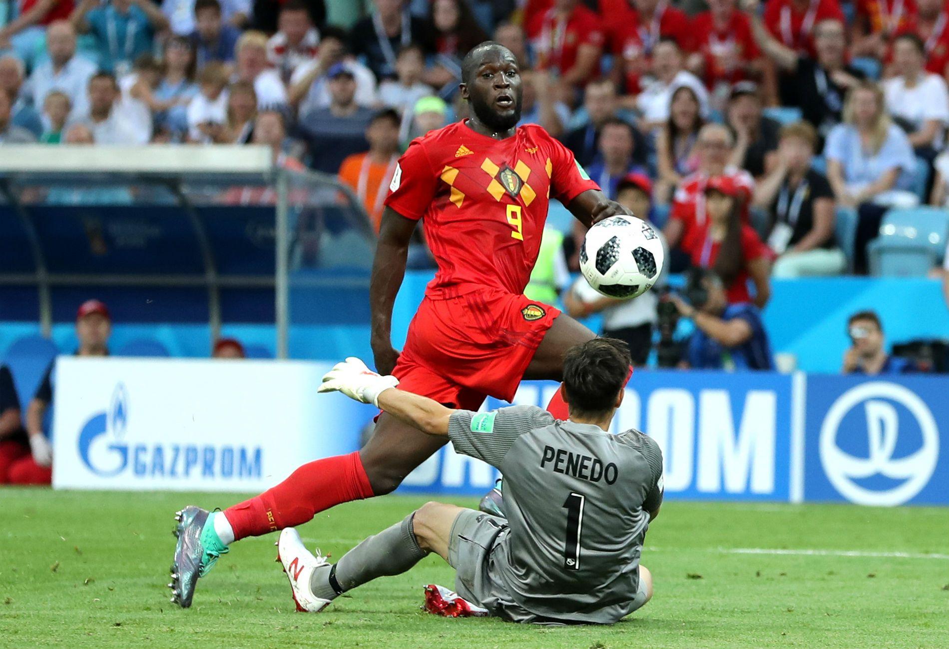 Деветката на Белгия Ромелу Лукаку наказва Панама (3:0)