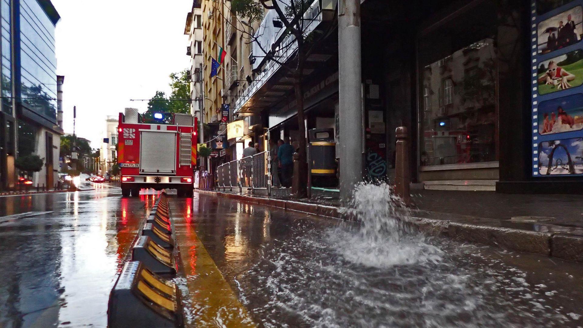 БСП иска извънредна сесия на общинския съвет в София заради наводненията