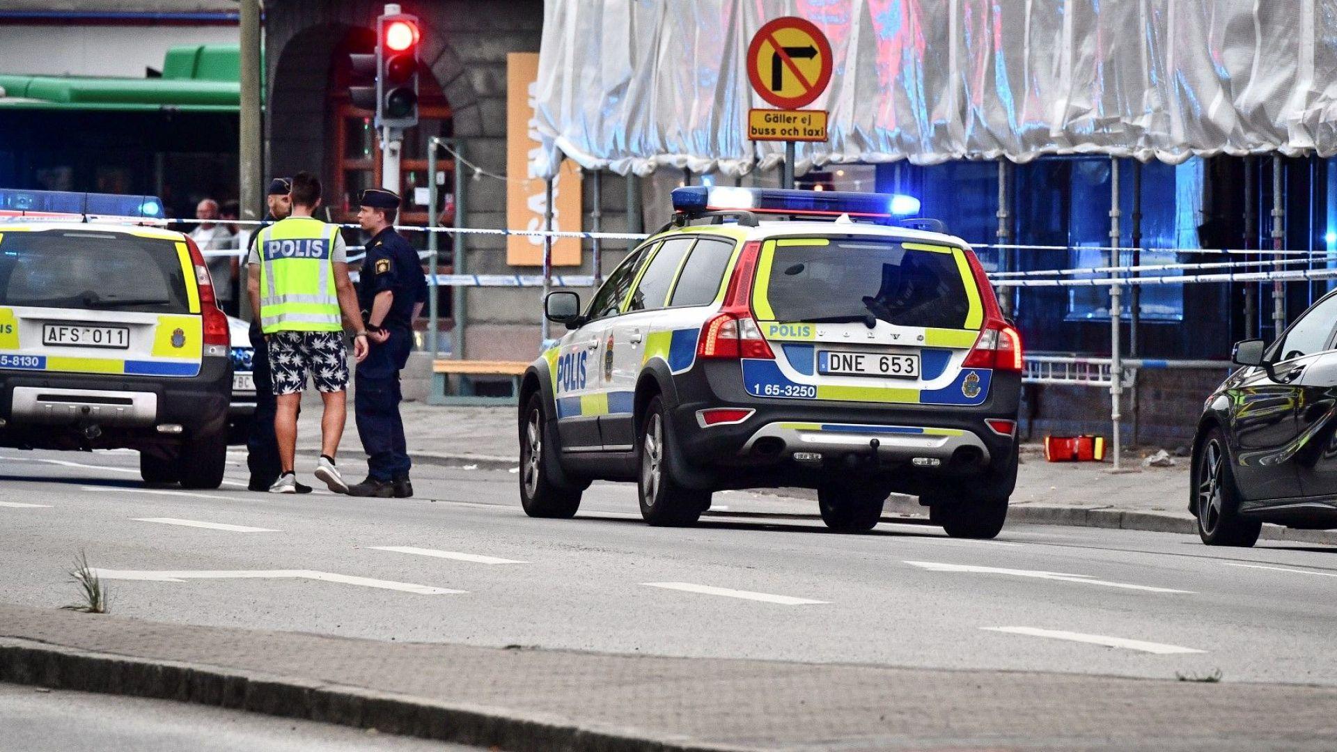 Убити и ранени при стрелба в шведския град Малмьо