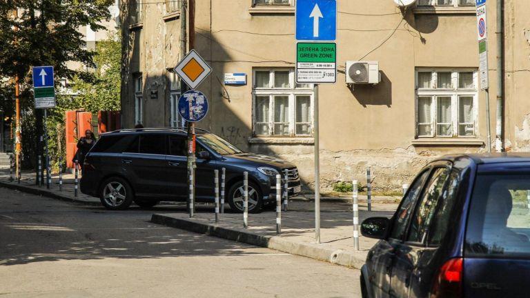 Нови тежки глоби за неправилно паркиране в София
