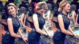 """""""Най-красивата абитуриентка"""" на 2018 г. е Елица Луканова (снимки)"""