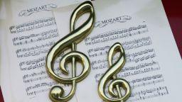 Ръкопис на Моцарт очаква да се продаде за половин милион евро