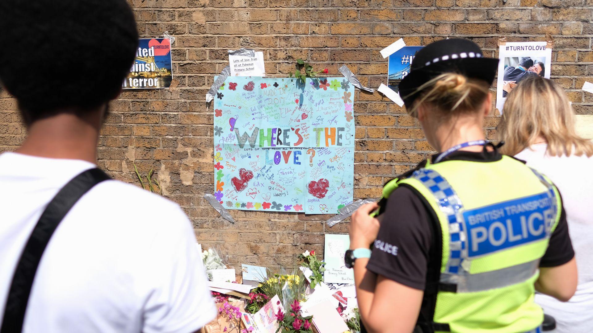 Една година след атаката срещу джамия в Лондон