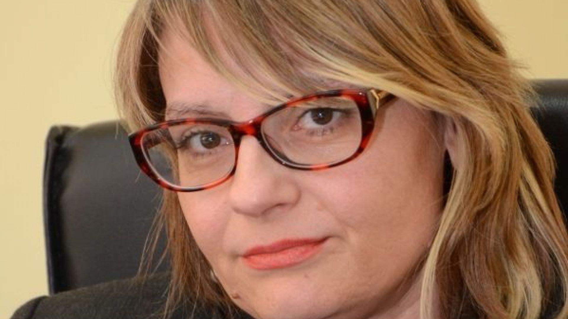 Съдия Елена Тодорова