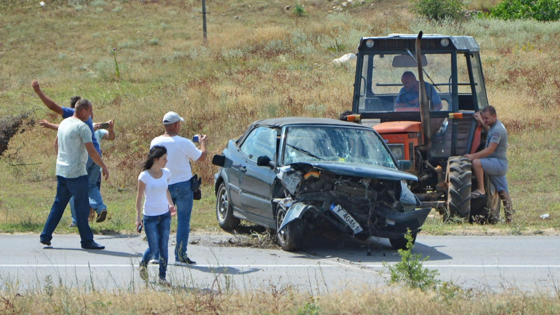 Загиналата съдийка край Младиново е карала с превишена скорост