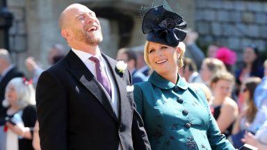 Зара Филипс роди седмо правнуче на Елизабет II