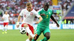 Полша - Сенегал 1:2 (статистика)