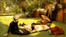 Джеймс Тисо преживял драматично самоубийството на любимата си