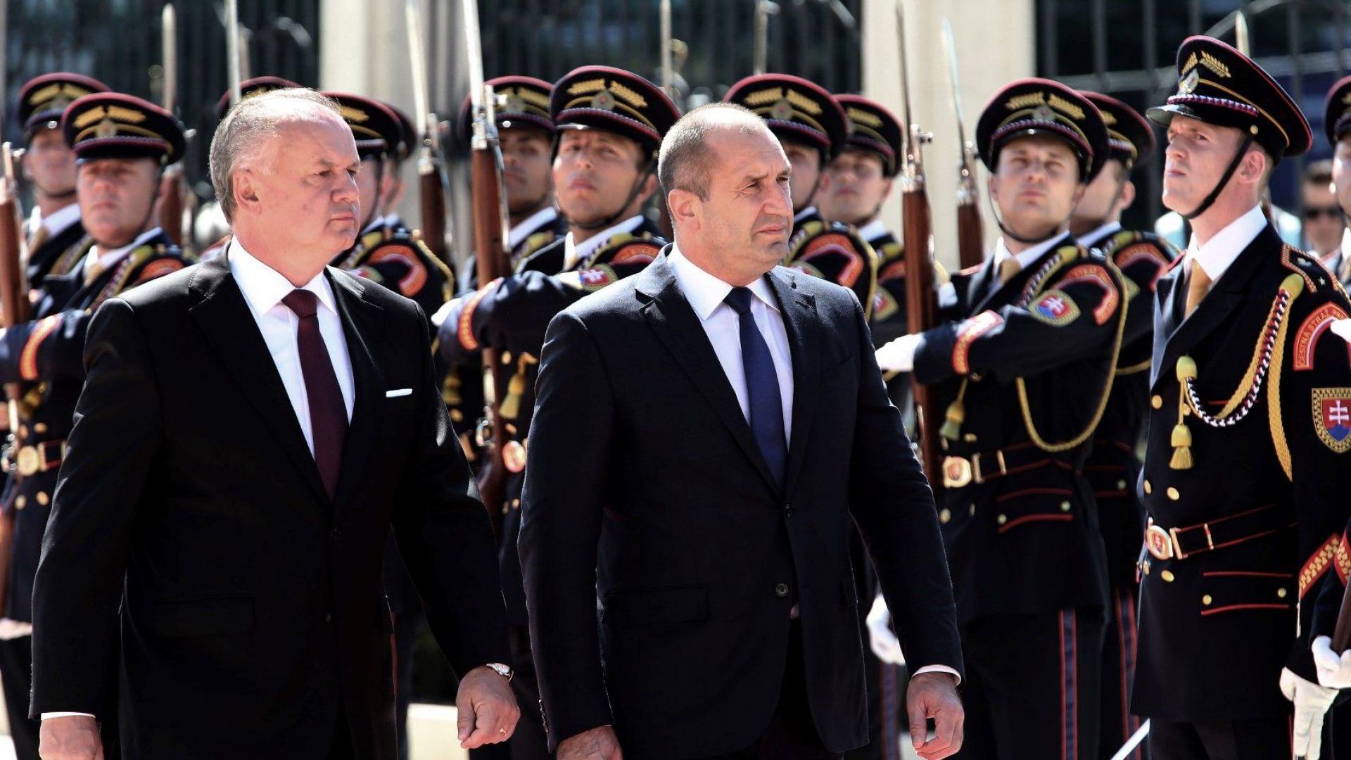 """България и Словакия с единно мнение по пакета """"Мобилност"""""""