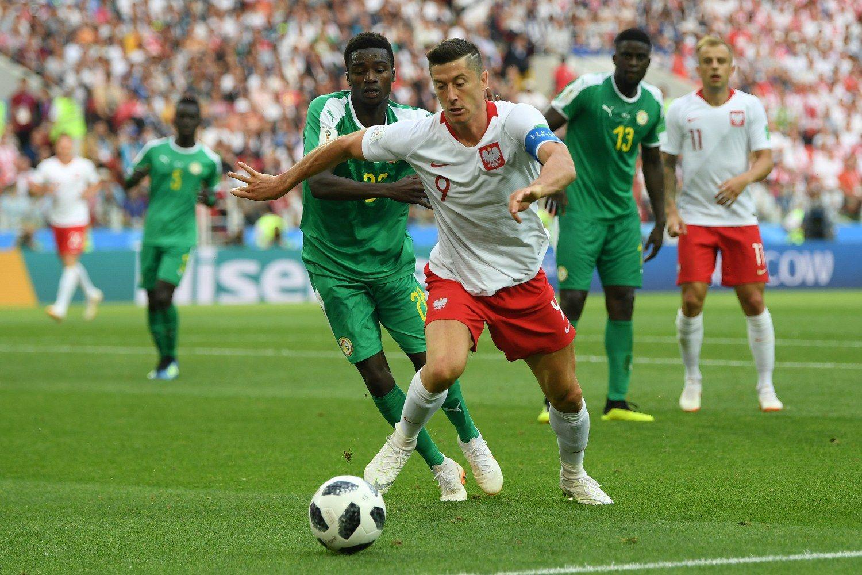 Левандовски бе слаб, както и целият полски тим.