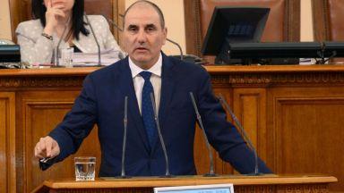 Цветан Цветанов: Предсрочни избори няма да има, спокойно