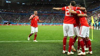 Руското торпедо мина и през Египет на път за осминафиналите