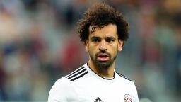 Салах пред отказване от националния тим
