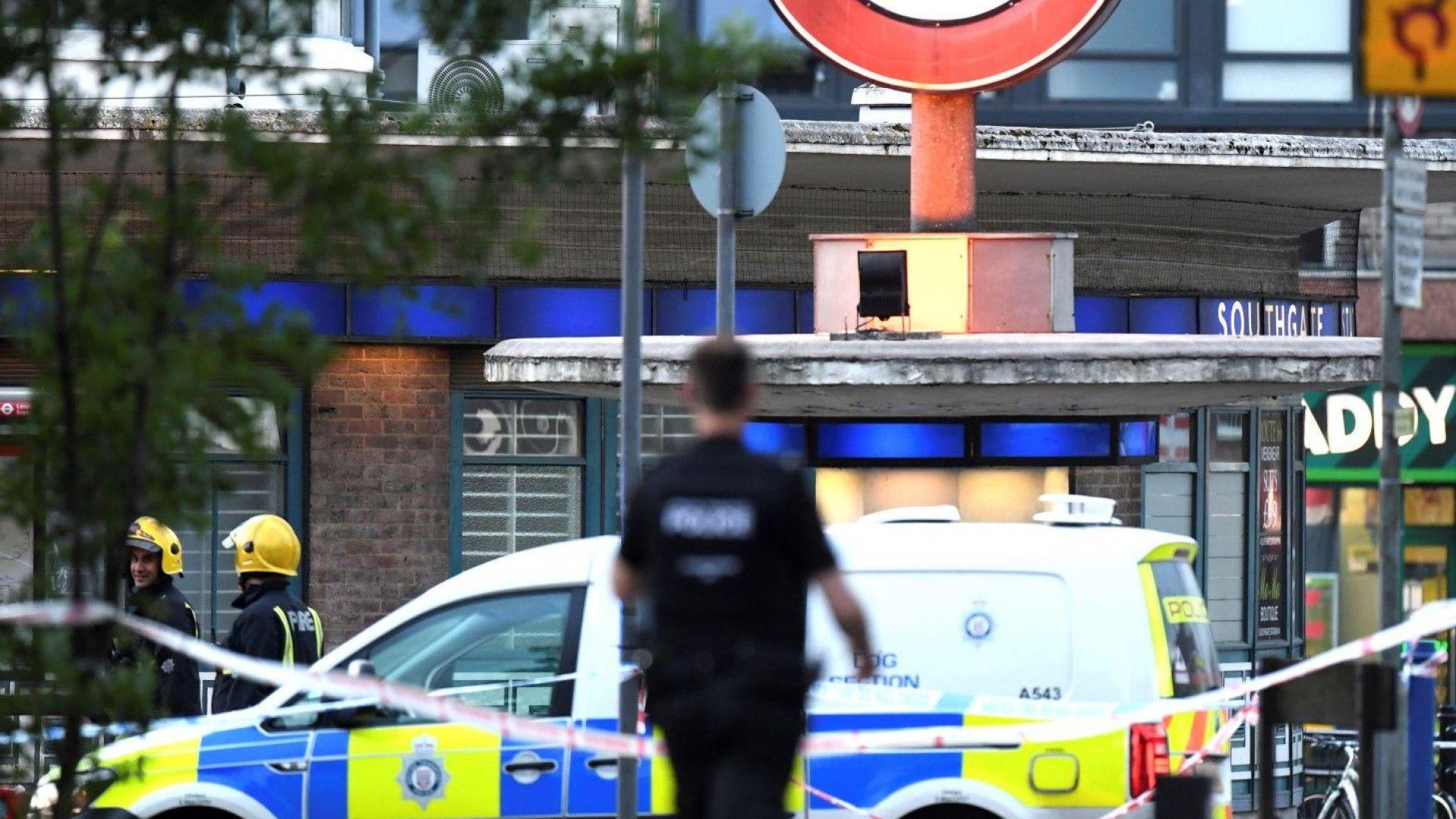 Взрив в лондонското метро, няколко души пострадаха
