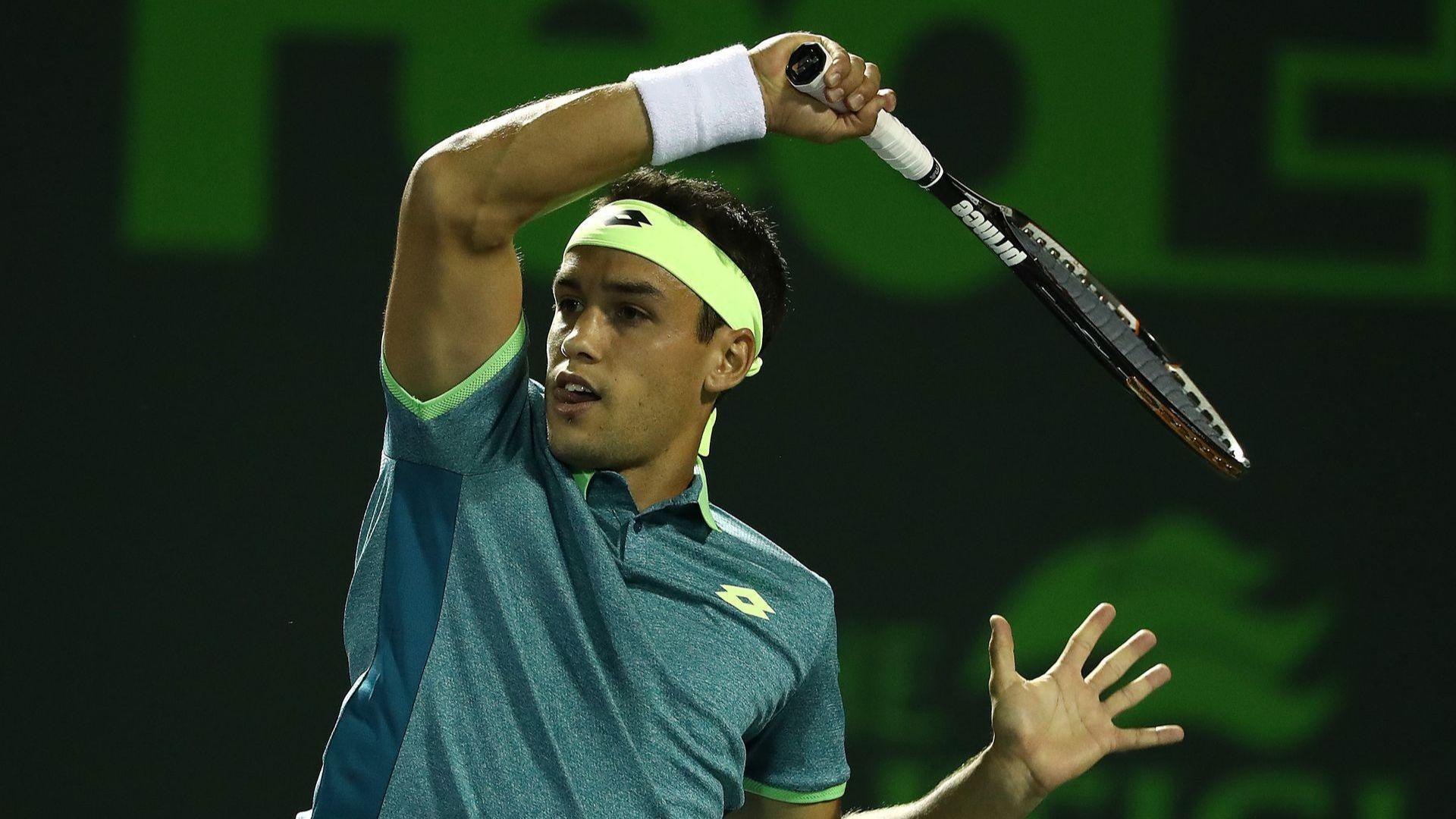 Уличиха световния №100 за уредени мачове в тениса