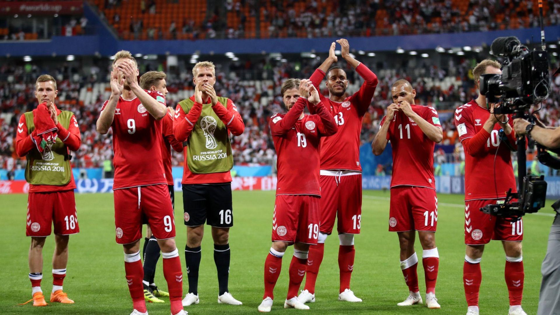 Датските играчи наеха частен самолет за съотборник