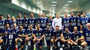Владо Николов участва в голям благотворителен мач