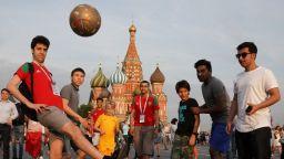 Един ден от Русия 2018 в снимки (галерия)