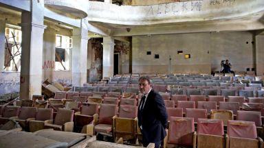 """Боил Банов: Рушащата се сграда на читалище """"Светлина-1861"""" ще бъде възстановена"""