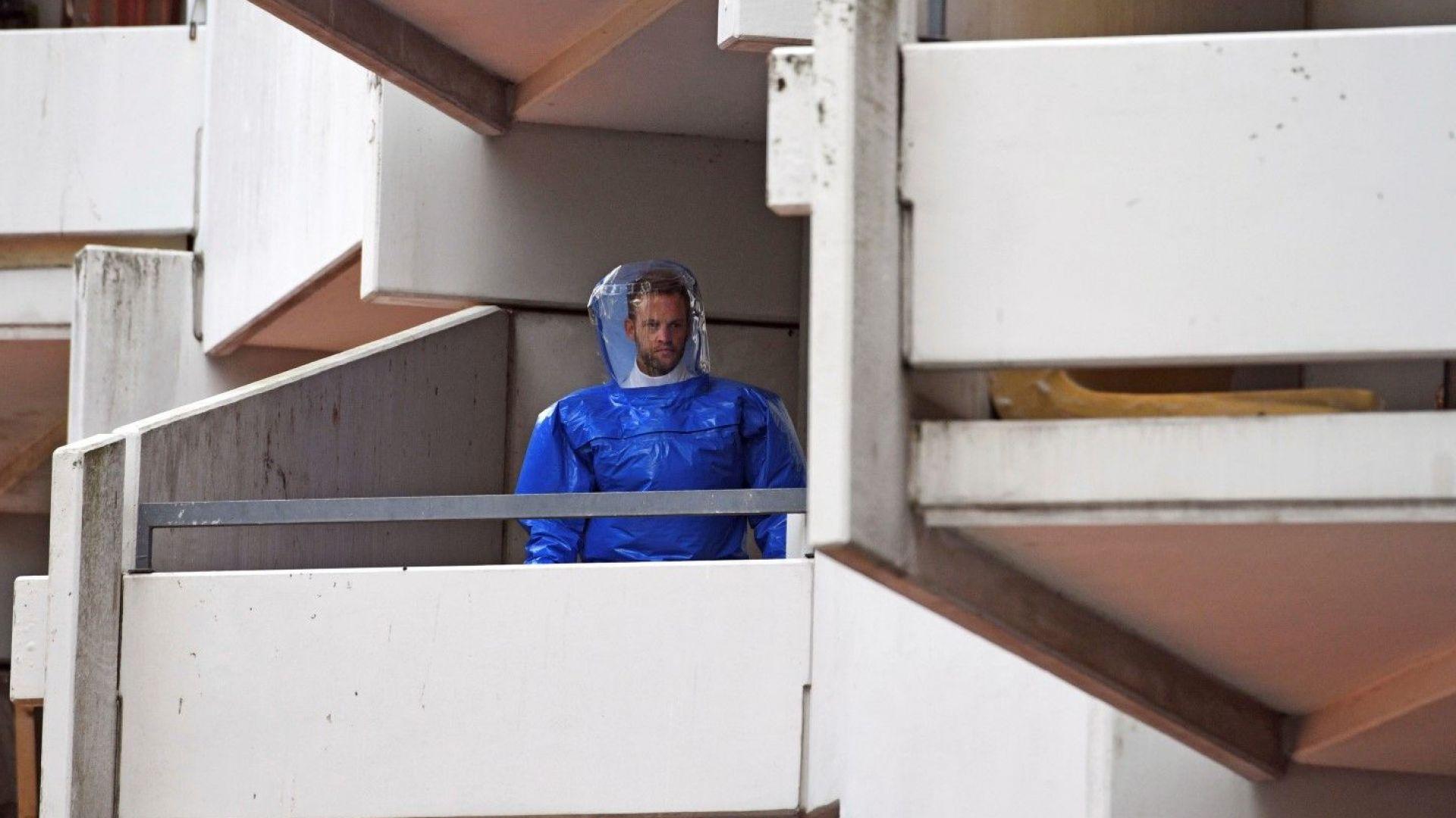 """Тунизиец се готвел да """"взриви"""" биологична бомба в Кьолн"""