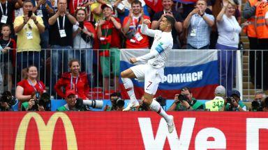 Португалия - Мароко 1:0 (статистика)