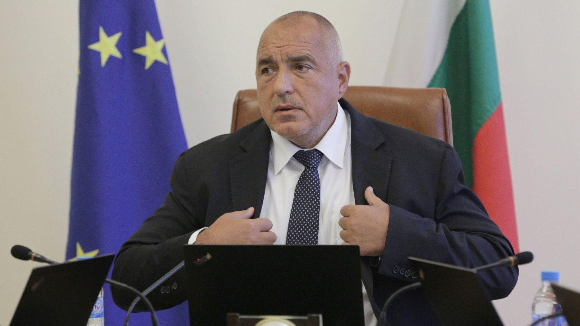 Борисов: Следващите няколко дни са решаващи за Западните Балкани