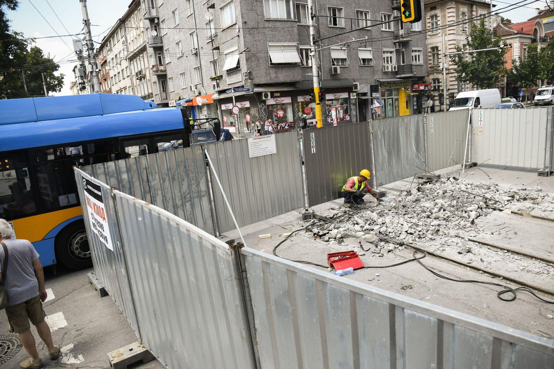 """Започна вторият етап от ремонта на """"Граф Игнатиев"""""""