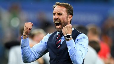 Английският селекционер се контузи, няма повече да празнува голове