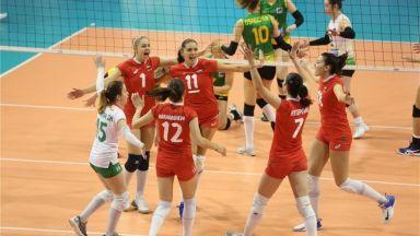 България сгази домакина Перу с 3:0 и е на финал