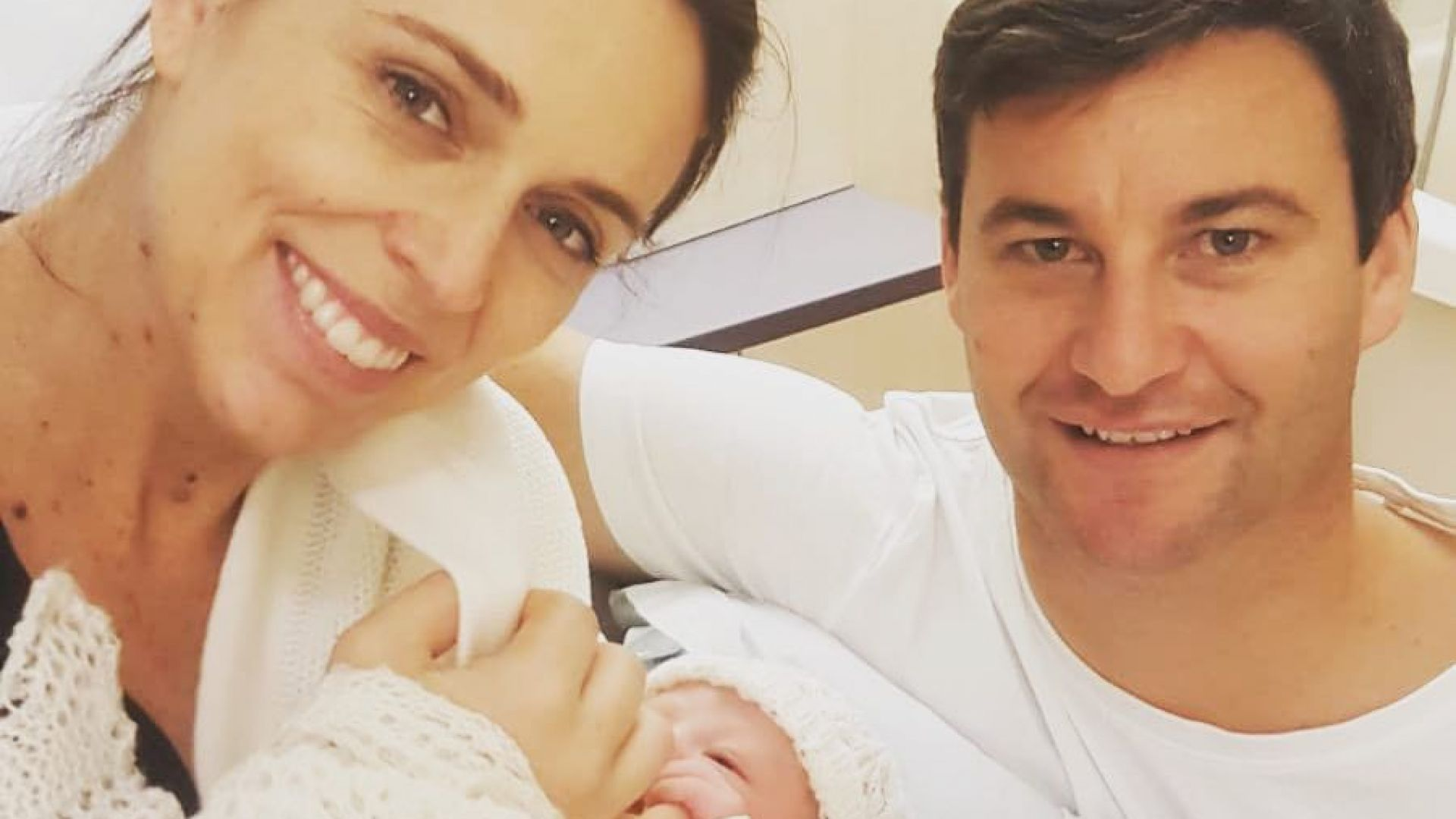 Министър-председателката на Нова Зеландия роди първото си дете