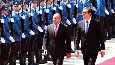 Радев призова Вучич за толерантност към българите в Сърбия