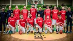 България отнесе Тунис, Везенков блести