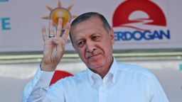 Ердоган тества новото летище в Истанбул: Ако е рекъл Аллах, ще стане марка (видео)