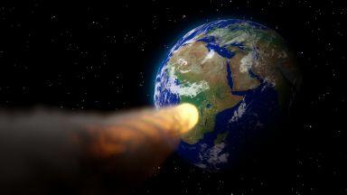 Америка ще пази Земята от астероиди
