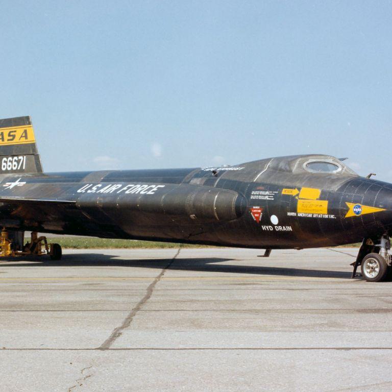 Най-бързият самолет, създаван някога (снимки)