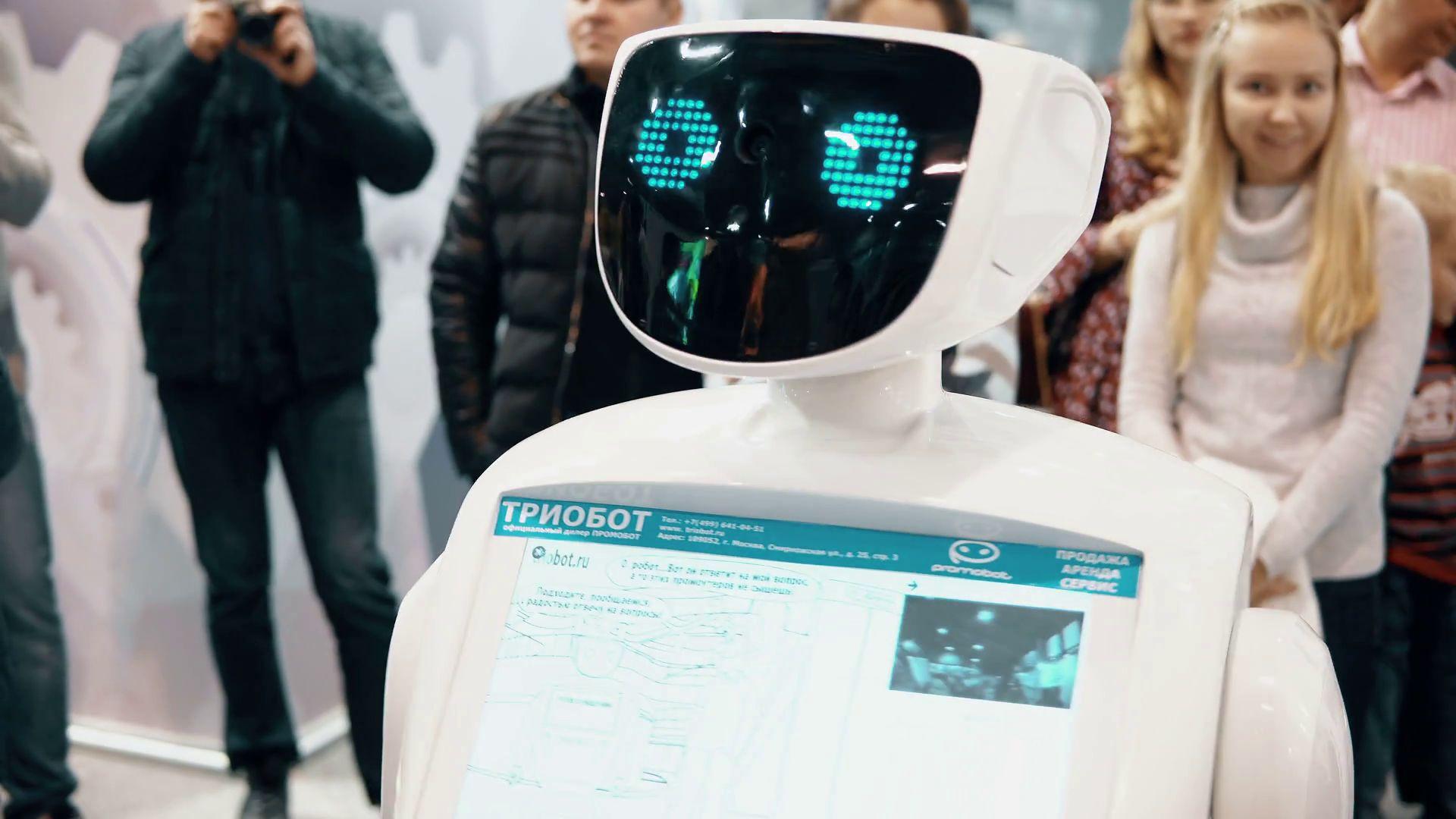 Русия продава 2000 робота на САЩ