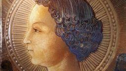 Това ли е най-ранната оцеляла творба на Леонардо?