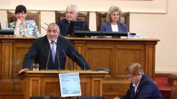 Борисов: Настоявам за незабавно затваряне на външните граници на ЕС