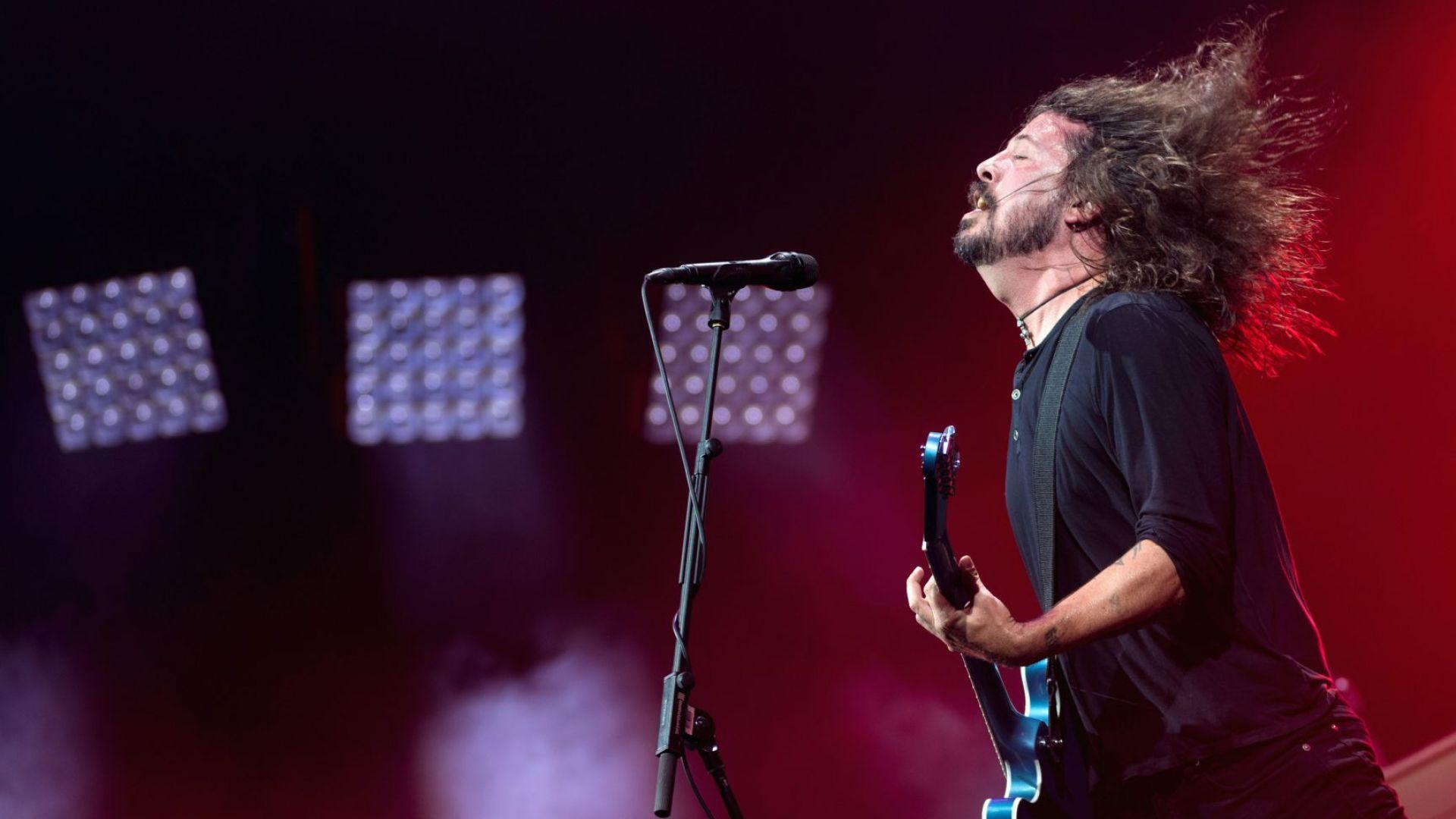 "Foo Fighters спечелиха две награди на сп. ""Керанг!"""