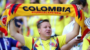 """Уволниха колумбиец заради """"алкохолно видео"""" от стадион в Русия"""