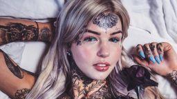 Жената-дракон съществува