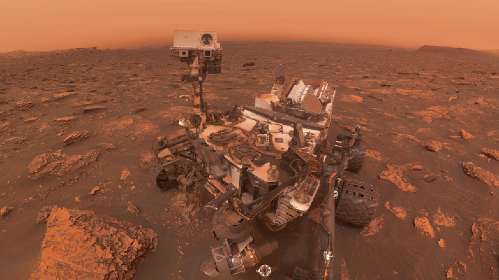 НАСА иска пари, за да върне скални проби от Марс