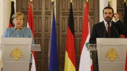Меркел: Сирия трябва да стане още по-безопасна преди да се върнат там бежанците