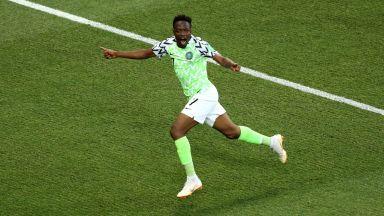 Нигерия порази викингите и остави Аржентина в играта