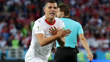 Косовари попариха Сърбия, носейки успех на Швейцария