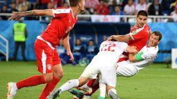 Сръбската федерация към ФИФА: Разрешихте един брутален грабеж
