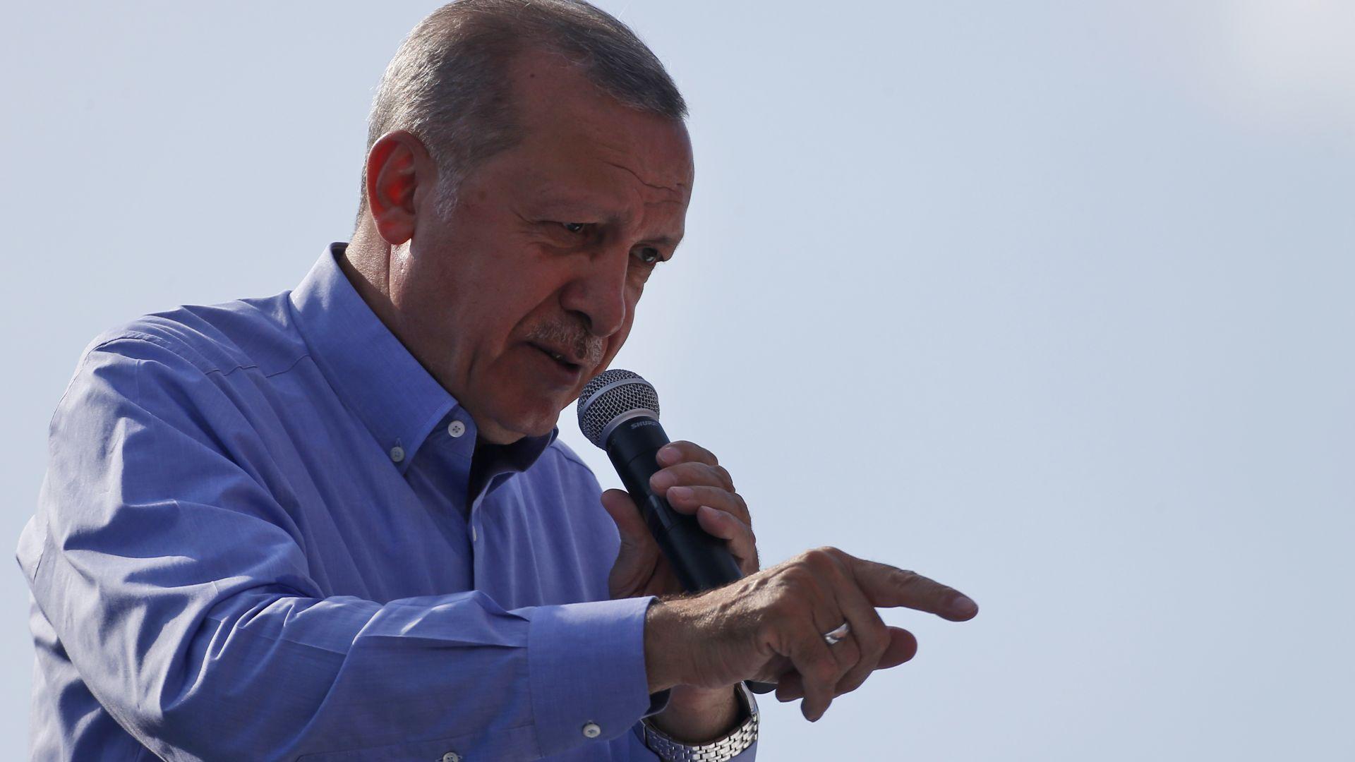 Ердоган: Аз и Путин сме най-опитните политици в ООН