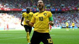 Белгия се развихри и вкара 5 на Тунис